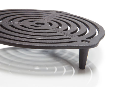 Cast-iron Stack Grate